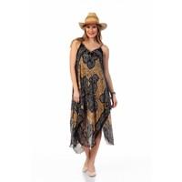 Eliş Şile Bezi Afrodit Elbise -3