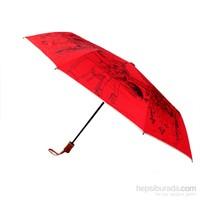 Monsoon Kadın Desenli Şemsiye