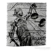 Köstebek Metallica And Justice Unisex Bandana