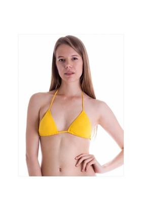 Ayyıldız 63502 Sarı Bikini Üstü