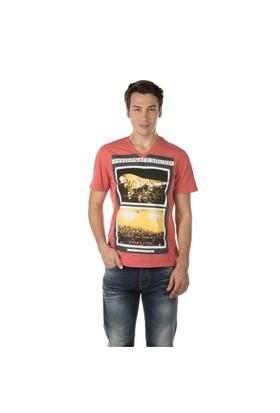 Colin's Mercan Erkek Tshirt Kısa Kol
