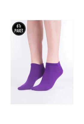 Ayyıldız 6Lı Bayan Neon Çorap