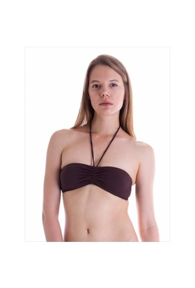 Ayyıldız 63541 Kahverengi Bikini Üstü Kahverengi-1