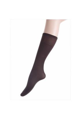 Ayyıldız 342 Kahverengi Diz Altı Çorap