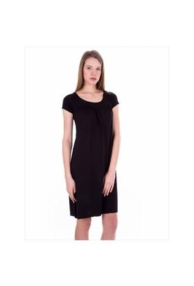 Ayyıldız 59333 Siyah Elbise