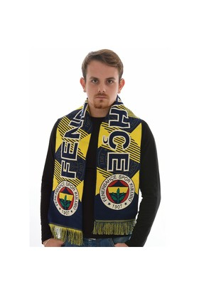 Dalida Orjinal Lisanslı Fenerbahçe Atkısı 9816