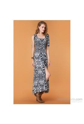Demoda Pamuklu Elbise Eb2348