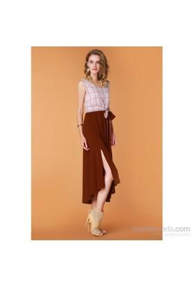 Demoda Pamuklu Elbise Eb2353