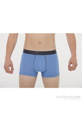 TheDON Bamboo Açık Mavi Erkek Boxer Sport