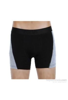 Focuswear Yanları Dikey Garnili Sport Erkek Boxer