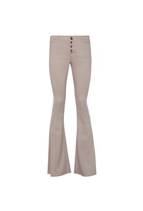 Hudson Ev Cut Wb Flare Jean Pantolon