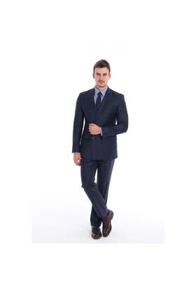 Kiğılı Kruvaze Takım Elbise 6K1d9kr525