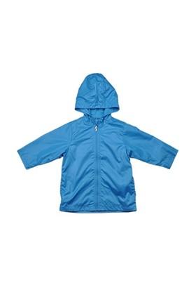 Zeyland Erkek Çocuk Mavi Yagmurluk - K-61KL5222