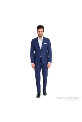 Kiğılı Ekose Takım Elbise 6A1z1re40o