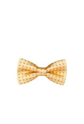 La Pescara Nokta Desen Sarı Papyon P126
