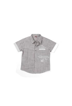 Zeyland Erkek Çocuk Kahverengı Gömlek - K-61Z3AFK81