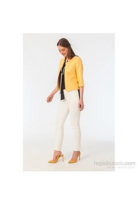 Naramaxx 227 Hardal Kadın Ceket