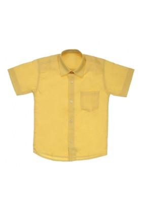 Modakids 23 Nisan Erkek Çocuk Sarı Gömlek 037-52347-001