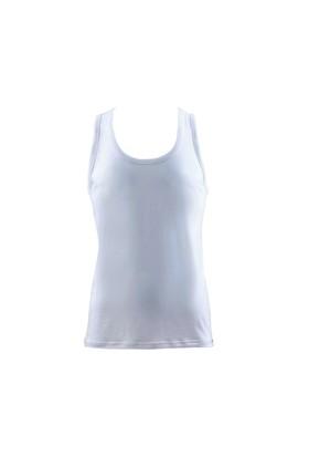Blackspade Silver Modal Erkek Atlet 9305 Beyaz