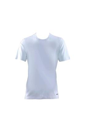 Blackspade Loose Fit Erkek T-Shirt 9218 Beyaz