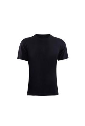 Blackspade Loose Fit Erkek T-Shirt 9218 Siyah