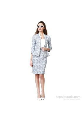 Perletti Ceket – Etek Takım 21034-A