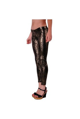Redhotbest Onyx Printed Fashion Tight - Baskılı Dore Tayt