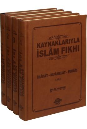 Kaynaklarıyla İslam Fıkhı (4 Cilt Takım) - İbadat-Muamelat-Feraiz - Celal Yıldırım