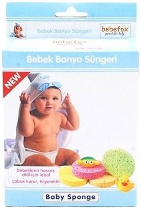 Bebefox 120039 Büyük Doğal Banyo Süngeri