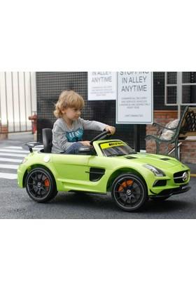 Babyhope Sx128 Mercedes Amg Akülü Araba 12V