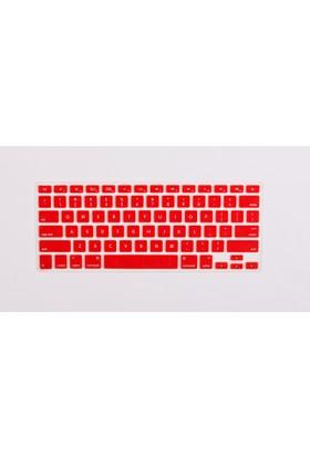 "Macstorey Apple Macbook Pro Retina Air Q Klavye Koruyucu Kapağı Silikonlu Kılıf US Amerikan İngilizce 13"" 15"" 17"" 331"