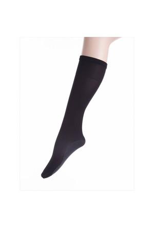 Ayyıldız 324 Siyah Diz Altı Çorap