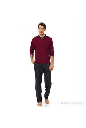 Cicimod Uzun Kol Erkek Pijama Takımı