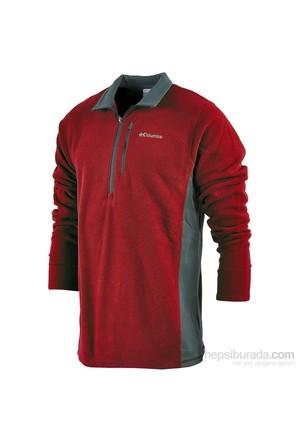 Columbia Am1505 Lost Peak Half Zip Fleece Erkek Ceket