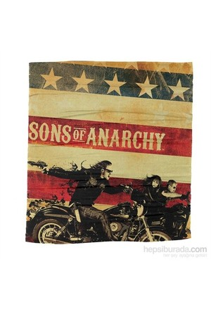 Köstebek Sons Of Anarchy Unisex Bandana