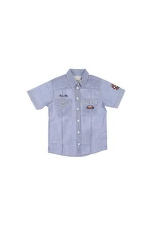 Modakids Nanica Erkek Çocuk Kısa Kol Gömlek (9-14 Yaş) 0014481029