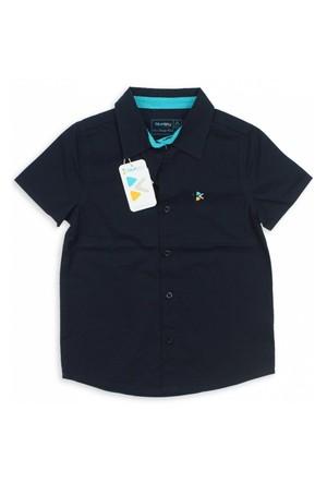 Modakids Bluekey Erkek Çocuk Gömlek (3-14) 031-0065-012