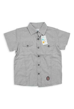 Modakids Bluekey Erkek Çocuk Dokuma Gömlek (3-10 Yaş) 031-145-011