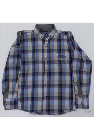 Ette Gömlek 613 Mavi