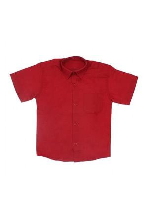 Modakids 23 Nisan Erkek Çocuk Kırmızı Gömlek 037-52347-002