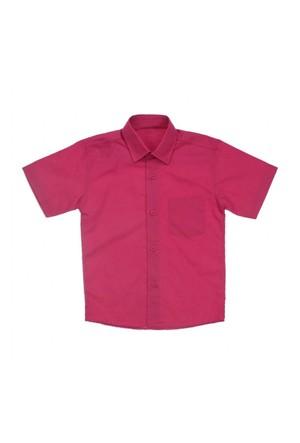 Modakids 23 Nisan Erkek Çocuk Fuşya Gömlek 037-52347-022