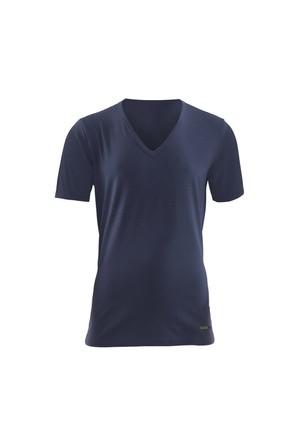 Blackspade Tender Cotton Erkek V-Yaka T-Shirt 9239 Antrasit