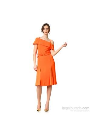 Ng Style Turuncu Elbise