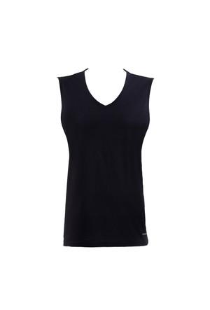 Blackspade Comfort Erkek V-Yaka Shirt 9215 Siyah