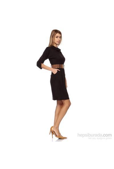 GioMi Elbise Siyah