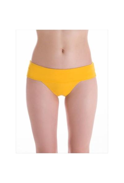 Ayyıldız 63040 Sarı Bikini Altı