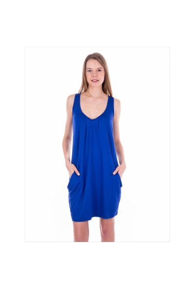 Ayyıldız 59430 Saks Tulum Elbise