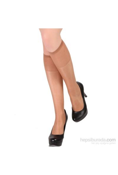 Pierre Cardin 5 Çift Süper İnce Dizaltı Çorap