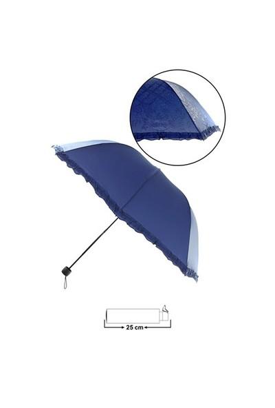 Marlux Mar0646 Islanınca Desen Çıkaran Sihirli Şemsiye