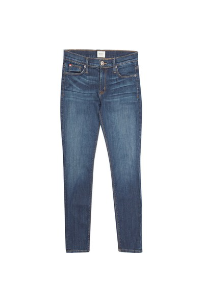 Hudson Nico Midrise Super Skinny Pantolon